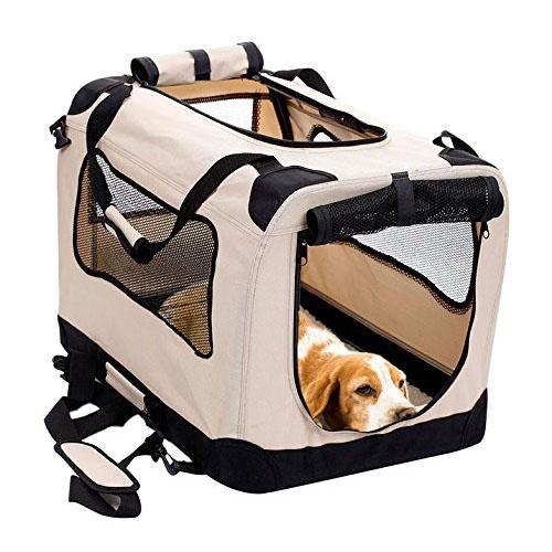 2PET Foldable Dog Crate