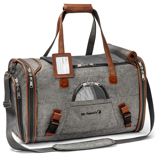 Mr-Peanuts-Airline-Approved-Soft-Sided-Pet-Carrier