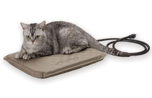 Lectro-Soft Heated Cat Bed