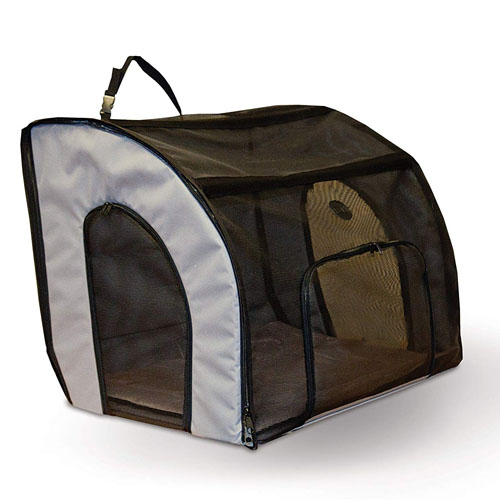 K&H Pet Products Travel Safety Carrier for Pets