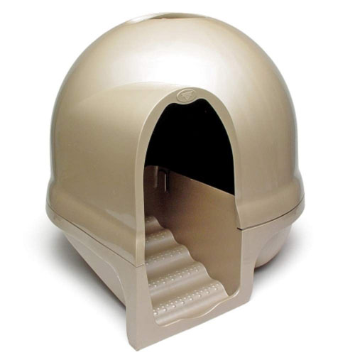 PetMate Booda Dome CleanStep Litter Dome