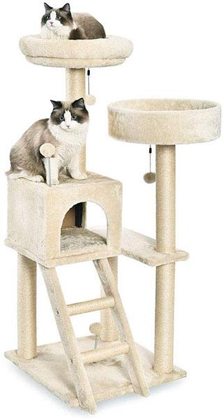 AmazonBasics Dual Platform Cat Tree