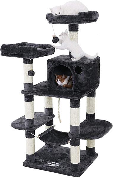 AmazonBasics Cat Tree with Platform