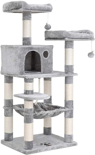 FEANDREA 58-Inch Cat Tree