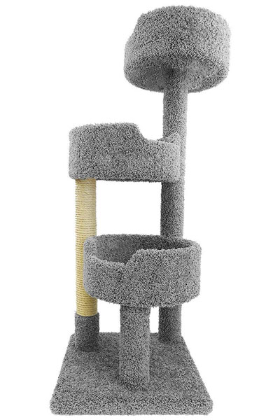 CozyCat-Furniture-52-Inch Cat Tower for Large Cats