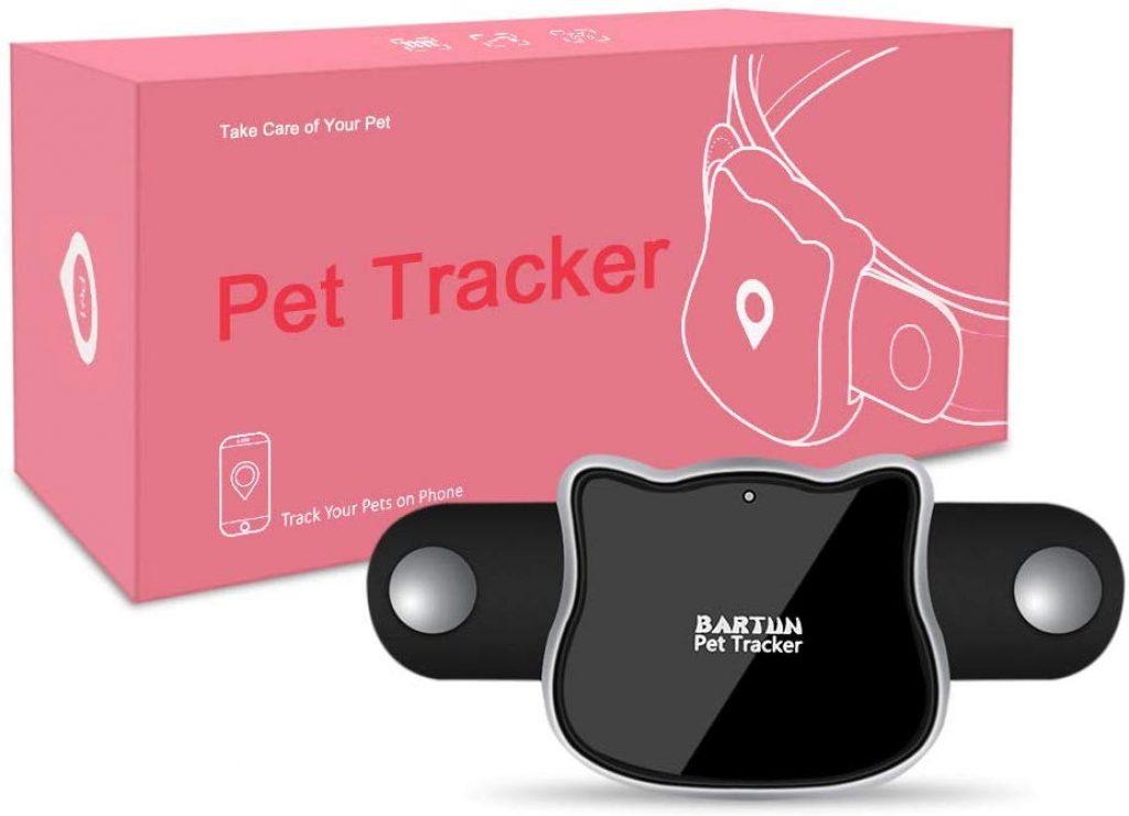 BARTUN Pet GPS Tracker