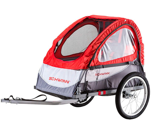 Schwinn Trailblazer Single Bike Trailer