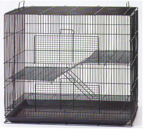 Mcage 3-Level Rodent Cage