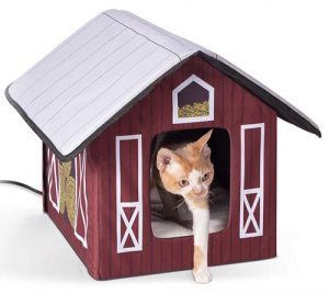 K&H Pet Products Original Outdoor Kitty House