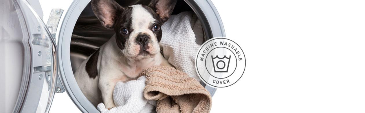 Machine-washable