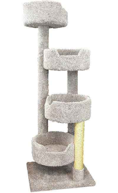 New-Cat-Condos 65-Inch Cat Tower