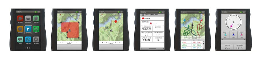 SportDOG TEK 2.0 - User Interface and Controls