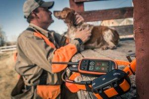 Garmin 100 for dog training