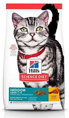 Hill's Science Diet Indoor Adult