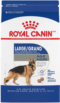 Royal Canin Size Health Nutrition Large Adult