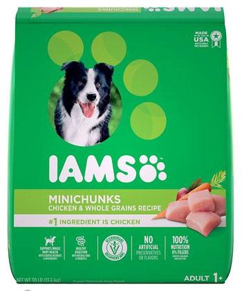 IAMS Proactive Health Mini Chunks Adult Dry Dog Food