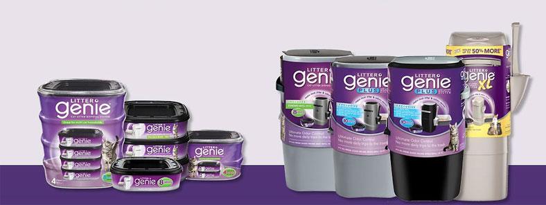 Litter Genie vs. Litter Genie Plus vs. Litter Genie XL