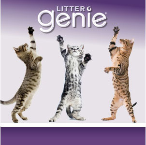 Litter Genie for cats