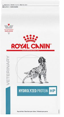 Royal Canin Veterinary Diet Hydrolyzed Protein Dry Dog Food